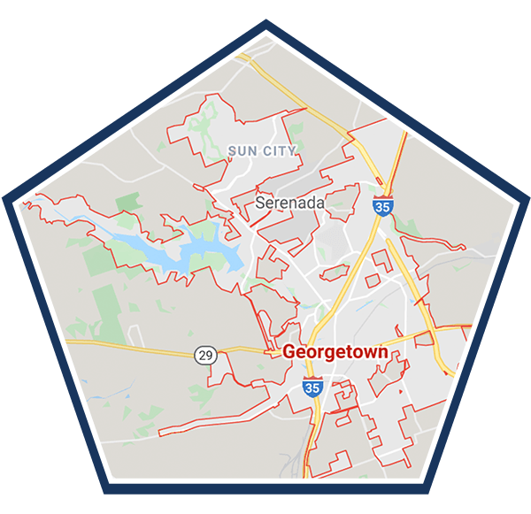 Movers in Georgetown, TX